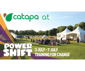 Catapa at Power Shift 2019 @ Shaws Campsite Cudham