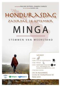 Minga Stemmen van Weerstand @ LDC De Regenboog | Ghent | Belgium
