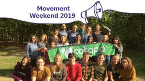 Movement Weekend 2019 @ Jeugdpark Hoogland Lokeren | Lokeren | Belgium