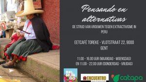 Fototentoonstelling Pensando en Alternativas @ Eetcafé Toreke | Ghent | Belgium
