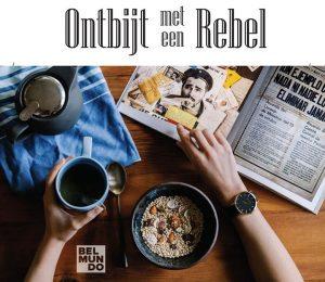 Ontbijt met een Rebel 2020 @ ABVV Oost-Vlaanderen | Ghent | Belgium