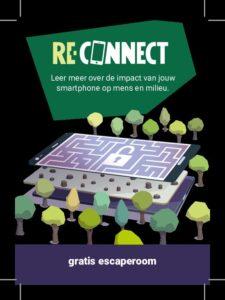 Re-Connect : gratis escaperoom in BROEI (Gent) @ BROEI