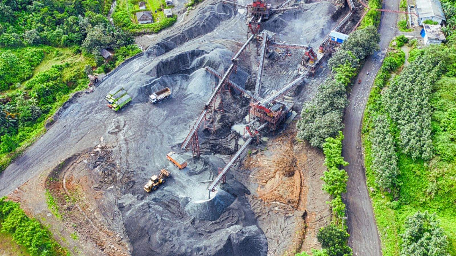 Via mijnbouw kan de EU zich geen weg banen uit de klimaatcrisis