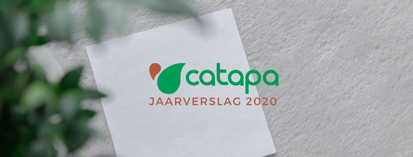 Catapa jaarverslag 2020