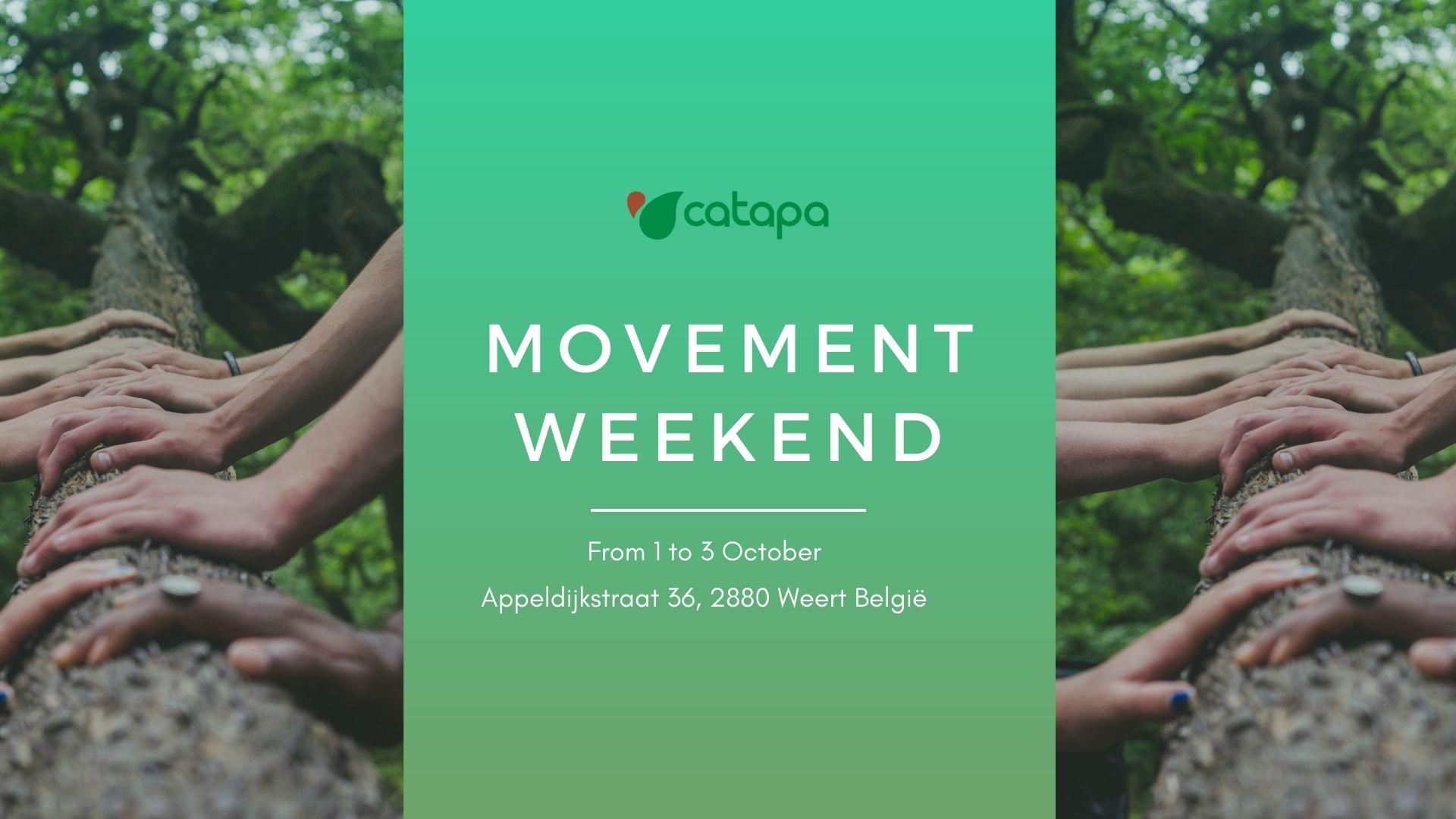 Movement Weekend 2021
