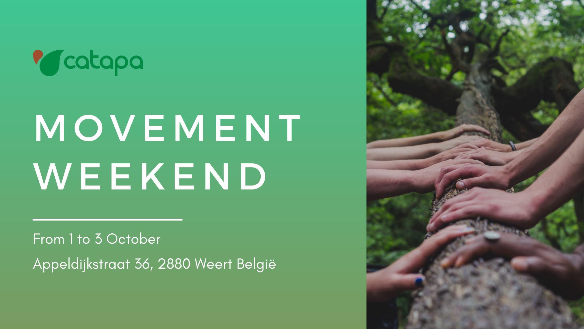 movement weekend